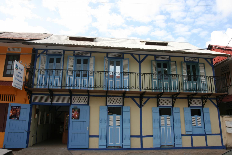 Musée cultures guyanaises