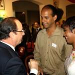 Visite présidentielle de François HOLLANDE
