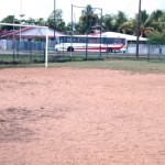 Stade Justin Catayée Cité Césaire 97300 Cayenne (Comprenant 1 terrain de football, 1 terrain de handball et 2 terrains de basket-ball)