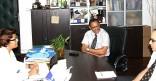 Rencontre du Maire et du Sous-préfet des communes de l'intérieur de la Guyane