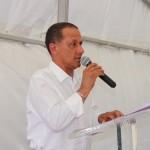 Inauguration de l'échangeur de Balata - Rodoplphe ALEXANDRE, Président de la Région Guyane