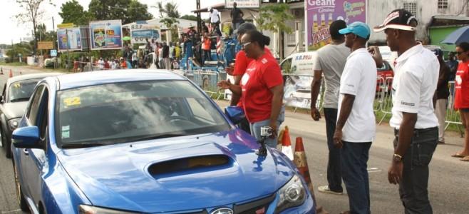 1ère édition du Run Car 973, à Cayenne