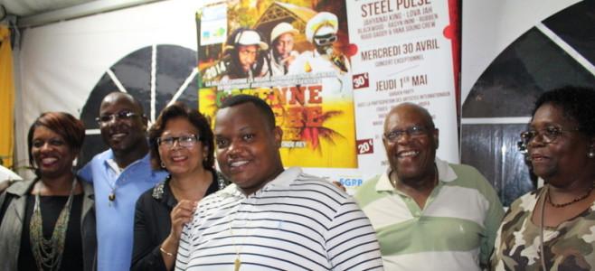 Cayenne Reggae Festival 2014 au sommet
