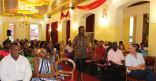 Cérémonie de remise des diplômes du BAFA, du BAFD et BPJEPS à l'Hôtel de Ville
