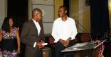 Remise des diplômes aux étudiants de l'IUT de Kourou