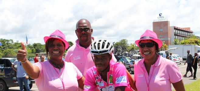 8ème étape du Tour de Guyane, Kourou-Macouria.