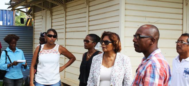 Les grands travaux des écoles de la Ville de Cayenne