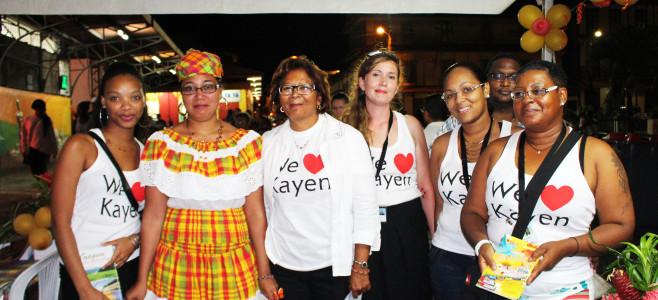 3ème édition du Marché Nocturne de la Ville de Cayenne