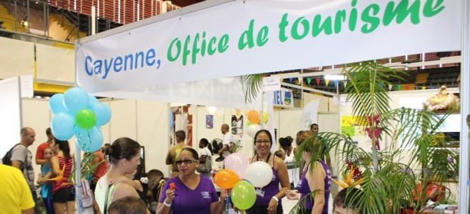 Participation de la Ville de Cayenne au Salon du Sport et des Loisirs