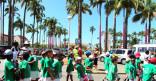 La «Marche pour ta santé» des élèves du primaire