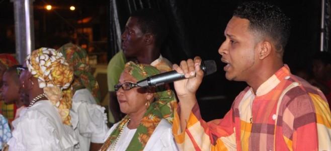 «Bal Konvwé Palmistes», une soirée dédiée au folklore créole guyanais.