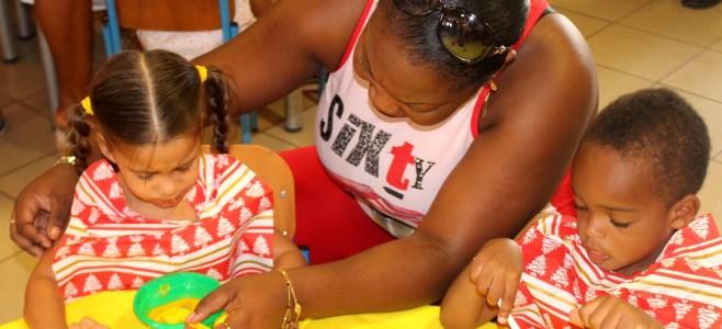Repas « dégustation de saveurs » : le Goût approuvé par les enfants