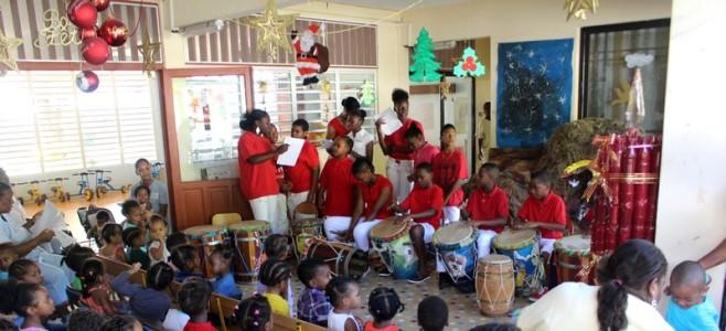KANTIK NWEL organisé par le Relais Assitantes Maternelles (RAM)