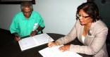 Carnaval de Cayenne 2015 : Signature du contrat de subvention avec le Comité des Festivals et Carnavals