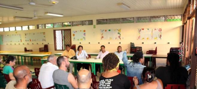 L' Espace Edmonde Rey contesté par des riverains : La Municipalité provoque une réunion de concertation