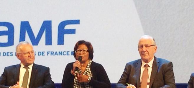 Congrès des Maires à Paris-expo, Porte de Versailles