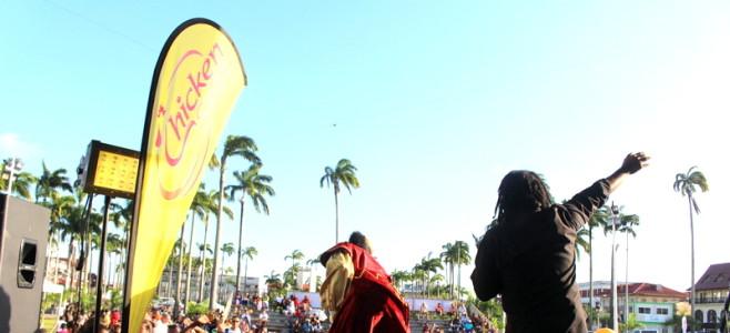 Carnaval 2015, élection du Mini Roi et de la Mini Reine