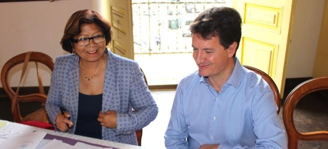 Signature de convention entre la Ville de Cayenne et Guyane Numérique : La Ville s'emploie au désenclavement numérique de son territoire
