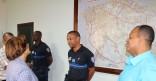 Claude LAFRONTIERE et Fabrice MASSOLAS, deux Policiers Municipaux, mis à l'honneur.