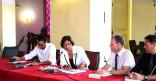 Signature de la Convention de Gestion du domaine terrestre et maritime de l'Anse Châton.