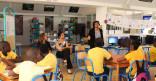Visite aux élèves d'une classe de 5ème au collège Paul KAPEL