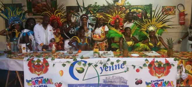 La Ville de Cayenne soutient le Carnaval Tropical de Paris