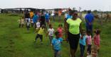 Sortie du jardin d'enfants à la ferme EDME ZULEMARO