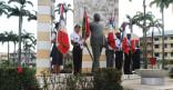 Commémoration du 71ème anniversaire de la mort de Félix Éboué