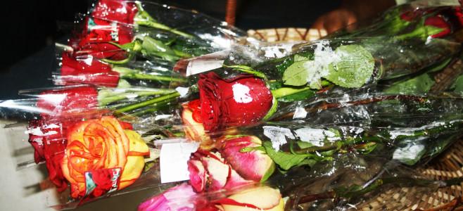 Célébration de la Fête des Mères au Marché Central de Cayenne