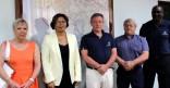 Le Maire rencontre une délégation de la Fédération Française Sports pour Tous