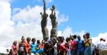 Le Maire de Cayenne participe au «Mémorial des Marrons de la Liberté»