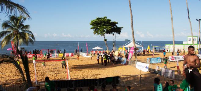 Cayenne Beach Village à l'Anse Montabo