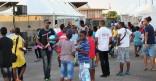 Cayenne Podium Vacances 2015 : la Cité Eau Lisette accueille la 1ère, dans les quartiers