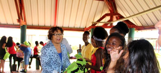 Le Maire récompense les meilleurs élèves du collège Paul KAPEL