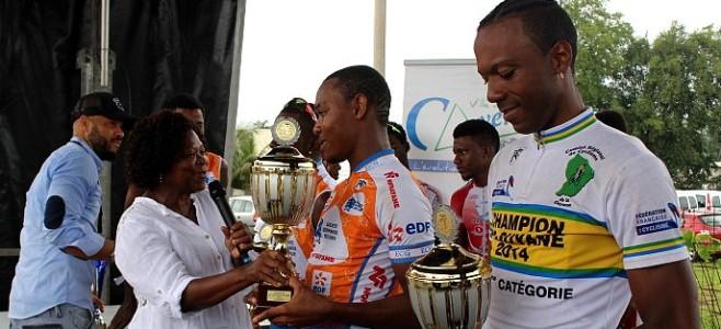 Grand prix cycliste de la ville de Cayenne, édition 2015