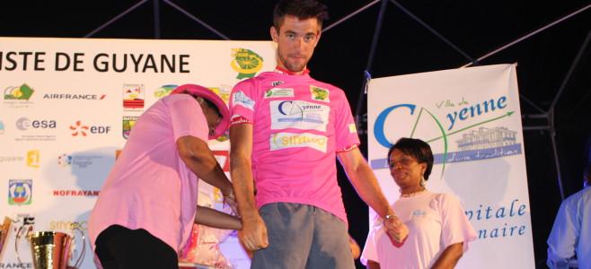 Village du Tour aux Palmistes, pour clôturer la 26éme édition du Tour cycliste de Guyane