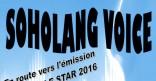 Concours Soholang Voice – La Ville soutient son candidat