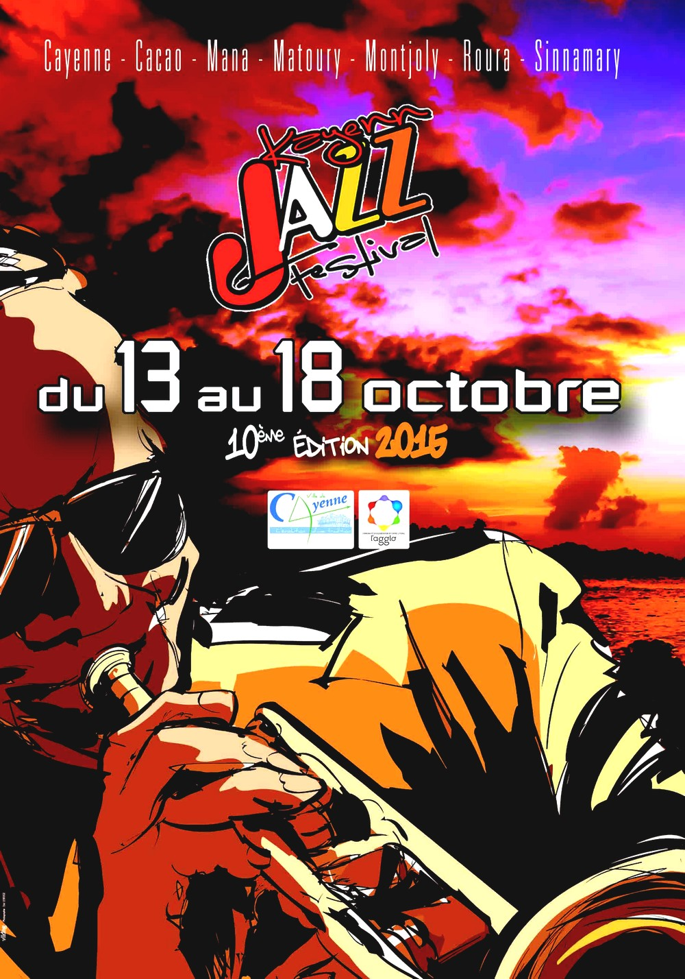 Kayenne Jazz Festival 2015