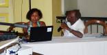 Conférence débat sur le vieux port de Cayenne