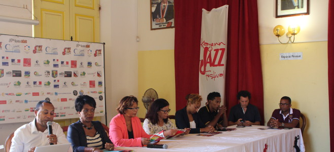 Conférence de presse KJF