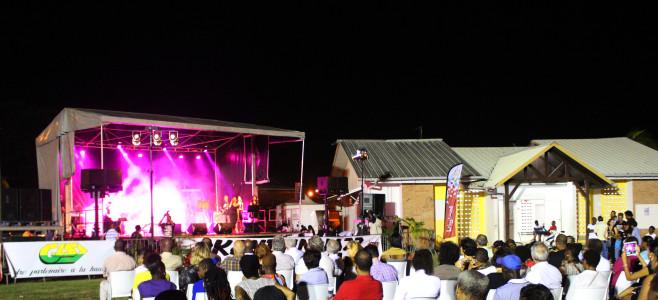 Ouverture de la 10ème édition du Kayenn Jazz Festival