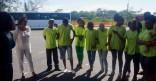 L'Association Jeunesse et Vie en visite au centre EKO TRI