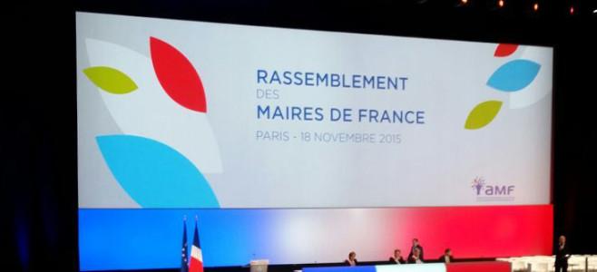 Rassemblement des maires de France