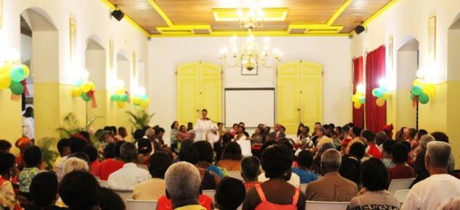 Réception de fin d'année en faveur des Séniors