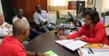 Carnaval de Cayenne 2016 : Signature du contrat de subvention avec le Comité des Festivals et Carnaval