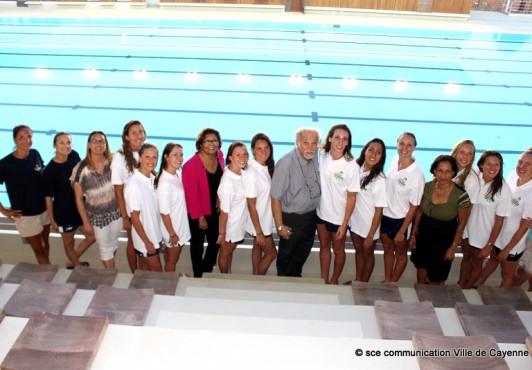 Centre Aquatique de Cayenne