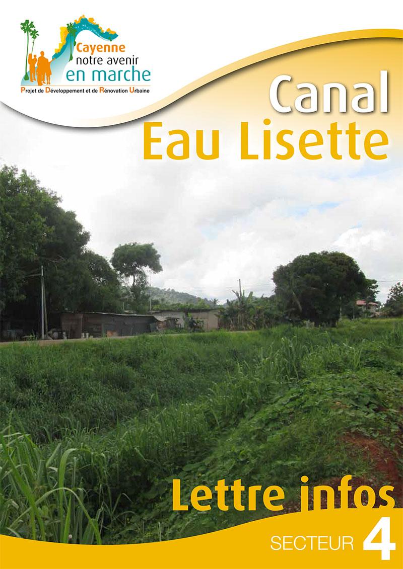 Aménagement Eau Lisette-secteur 4