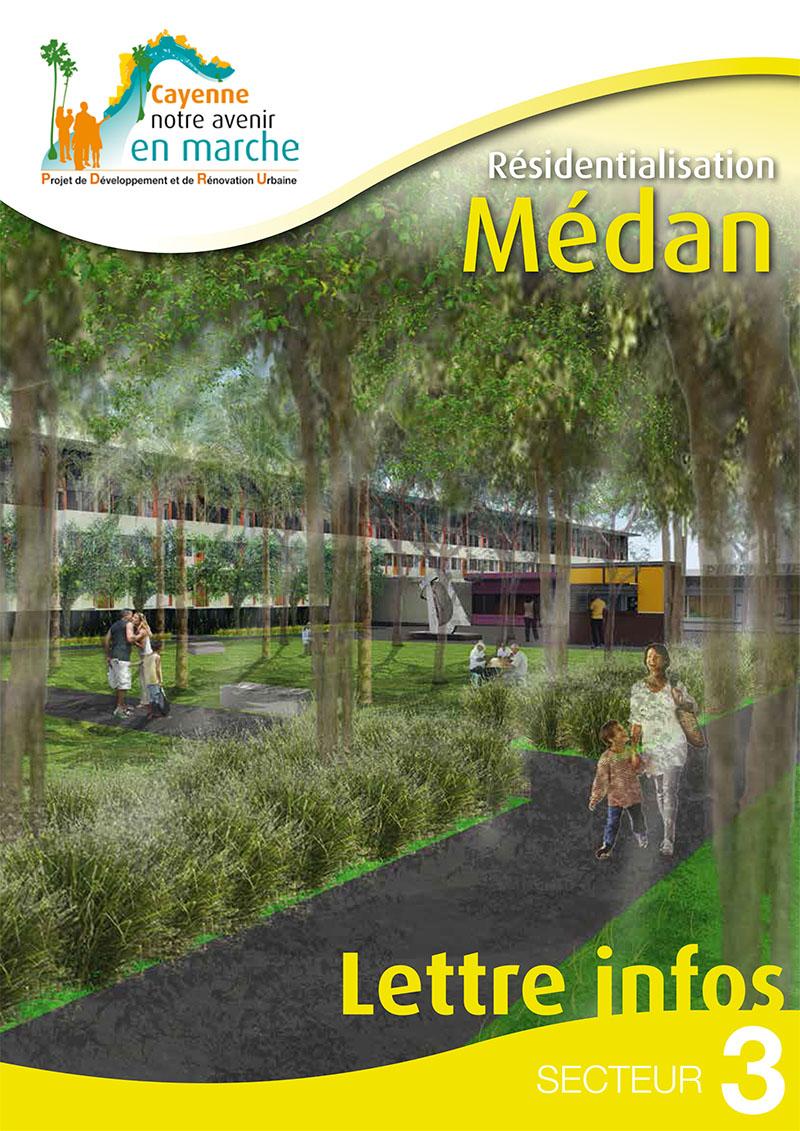 Résidentialisation Médan-1 secteur 3