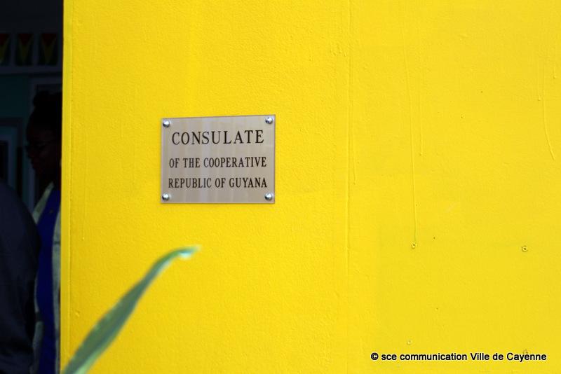 inauguration consulat guyana (1)