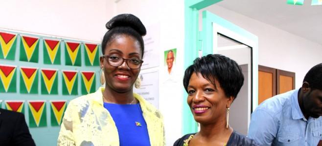 Inauguration du 1er consulat du Guyana en Guyane